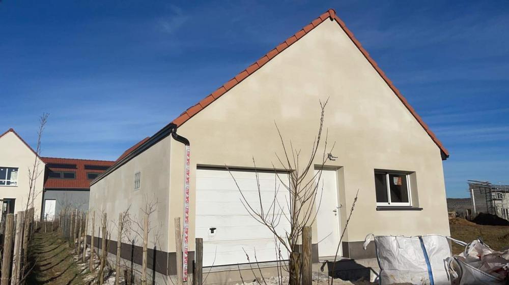 Rénovation extérieure maison Saint-Omer